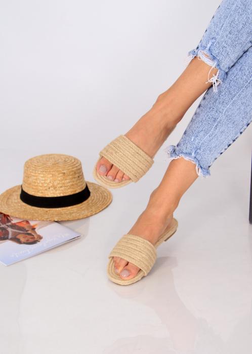Papuci impletiti 2