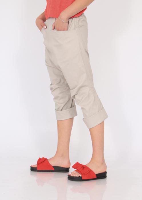 Pantaloni cu tur si pense 4