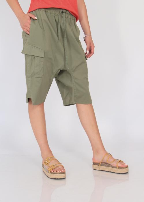 Pantaloni cu tur si buzunare 1