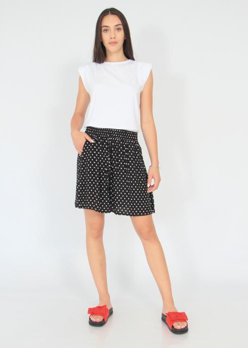 Pantaloni scurti elastic talie buline 0