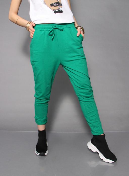 Pantaloni trening simplu 1