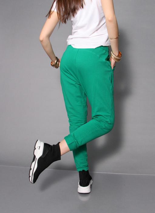 Pantaloni trening simplu 2