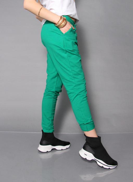 Pantaloni trening simplu 3