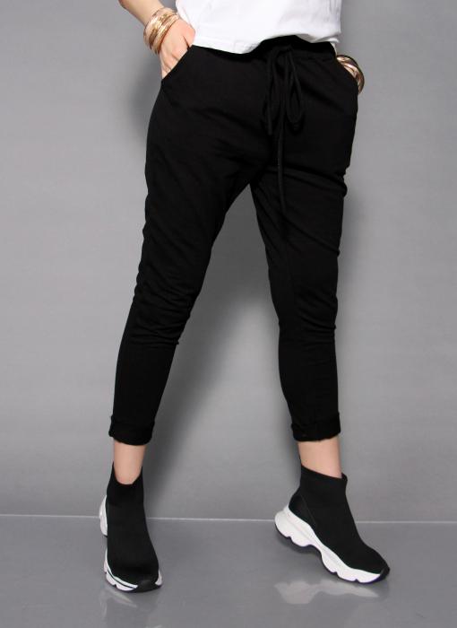 Pantaloni trening simplu 8