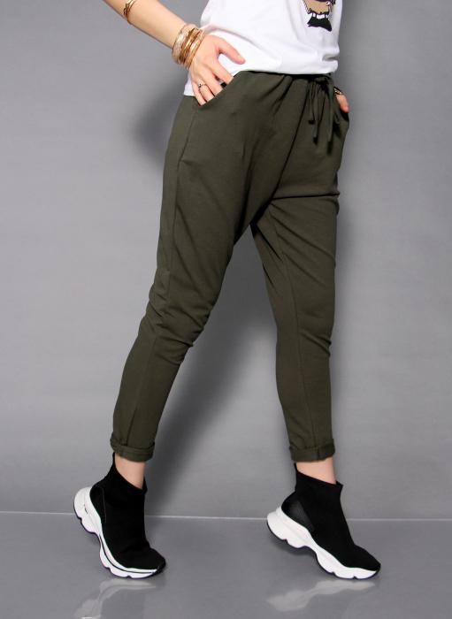 Pantaloni trening simplu 9