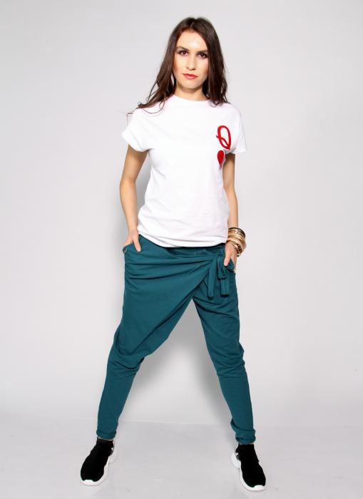 Pantaloni petrecuti in fata. 1