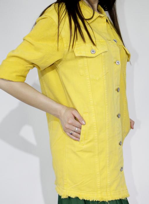 Jacheta din denim 5