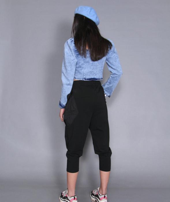 Jacheta Jeans si pantaloni [1]