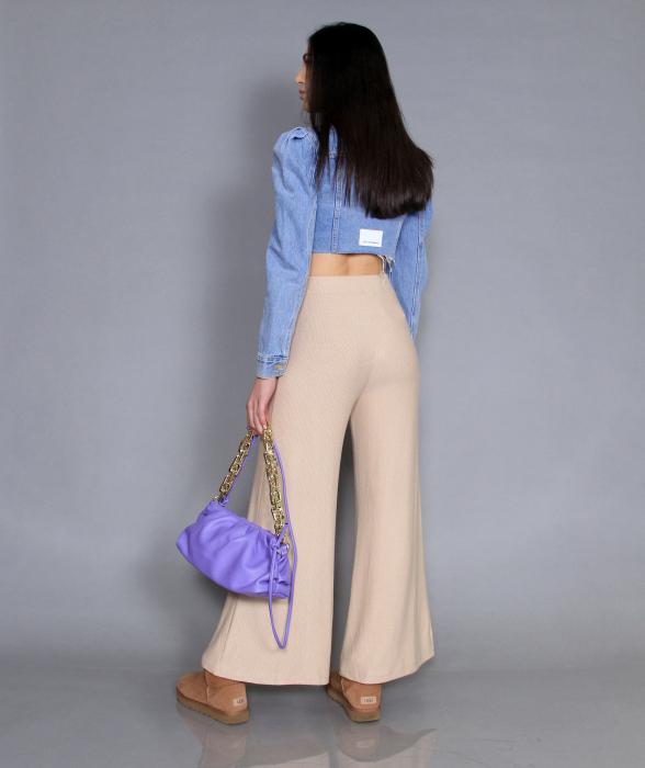 Jacheta jeans cu pantaloni [3]