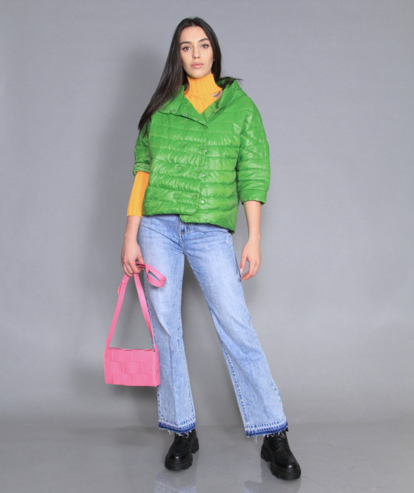 Geaca de fas, jeans si bluza [0]