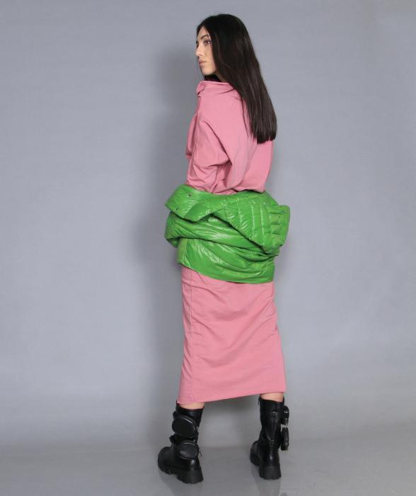 Geaca fas si rochie lunga. [3]