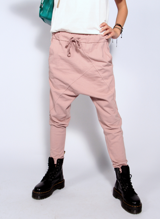 Pantaloni cu tur lasat 0