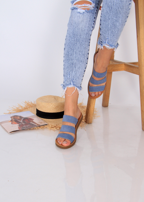Papuci benzi elastice 8