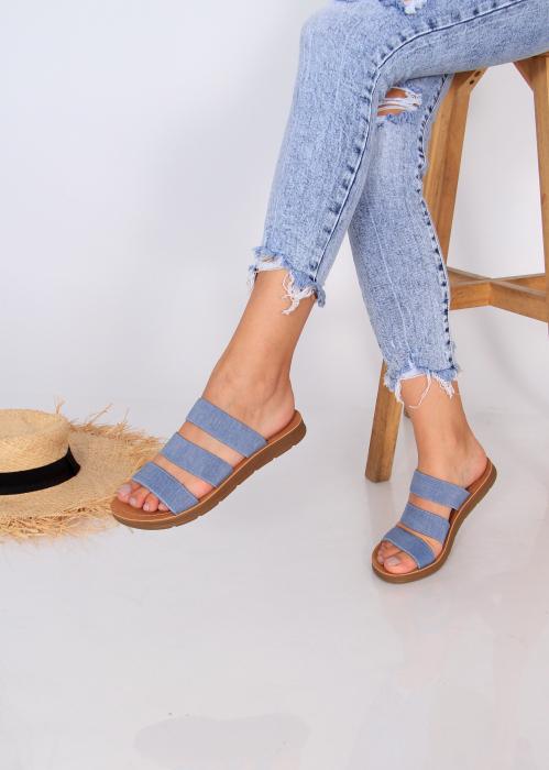 Papuci benzi elastice 9