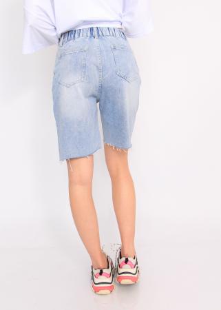 Pantaloni din denim, scurti.3