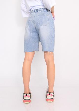 Pantaloni din denim, scurti.4