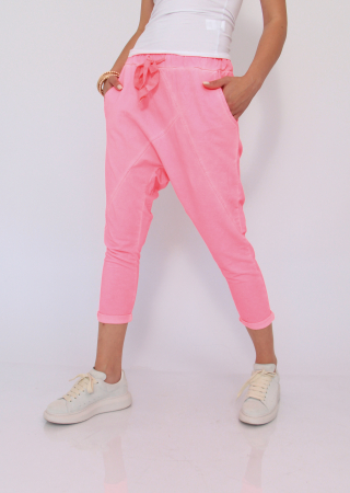 Pantaloni neon cu tur2