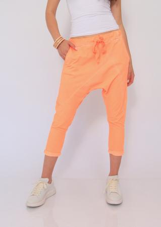 Pantaloni neon cu tur4