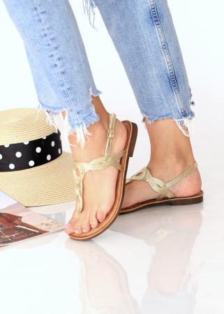Sandale cu bareta intre degete4