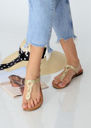 Sandale cu bareta intre degete6