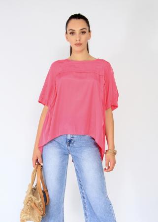 Bluza asimetrica,elastic maneca.1