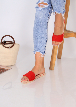 Papuci talpa imitatie pluta3