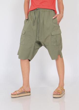 Pantaloni cu tur si buzunare0
