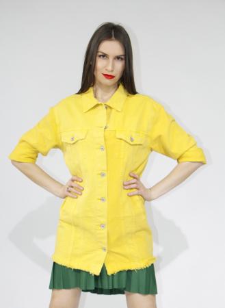 Jacheta din denim1