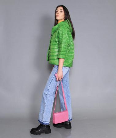 Geaca de fas, jeans si bluza [2]