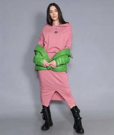 Geaca fas si rochie lunga. [2]