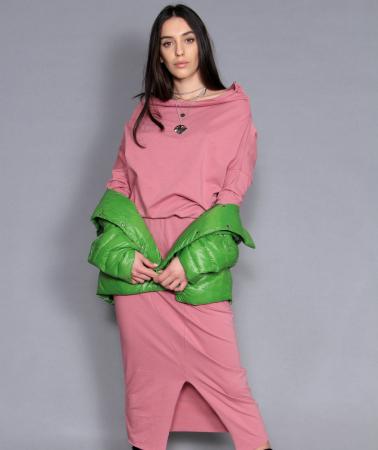 Geaca fas si rochie lunga. [4]