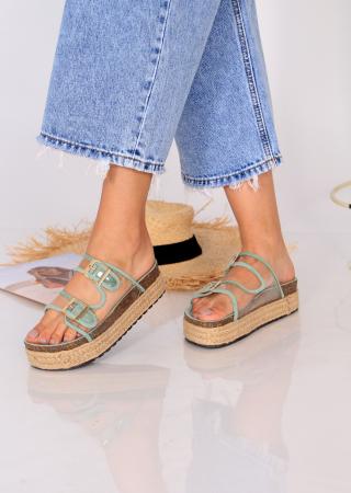 Papuci platforma inalta4