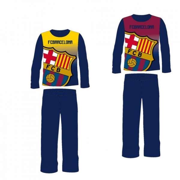 Pijama FC Barcelona, color, copii 0