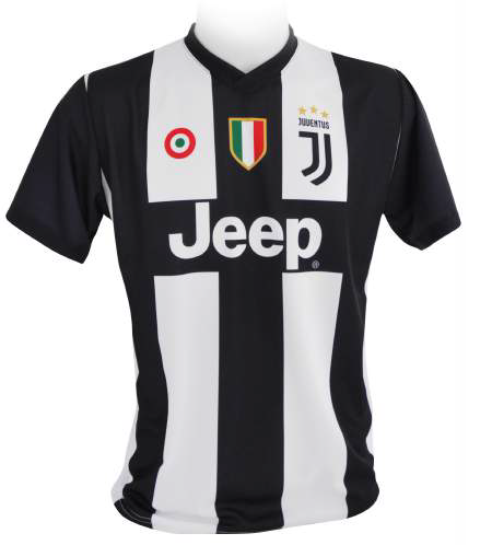 Tricou inscriptionat Juventus, adult, replica 0