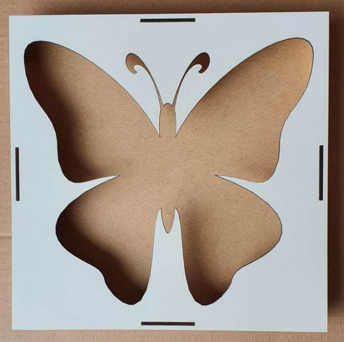 Blanc fluture [0]