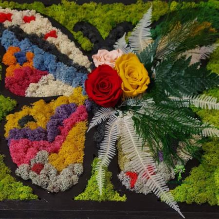Tablou Fluture [1]