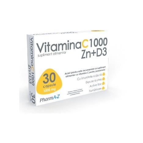 Vitamina C 1000 Zn + D3 [0]