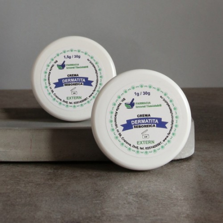Crema pentru dermatita seboreica [0]