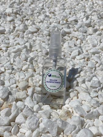 Solutie dezinfectanta pentru maini 50 ml [3]