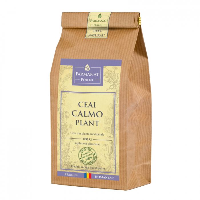 Ceai calmo-plant (pentru afectiuni ale sistemului nervos) - 100g 0