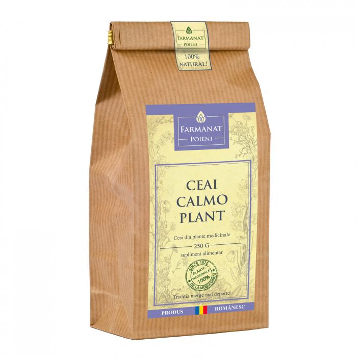 Ceai calmo-plant (pentru afectiuni ale sistemului nervos) - 250g [0]