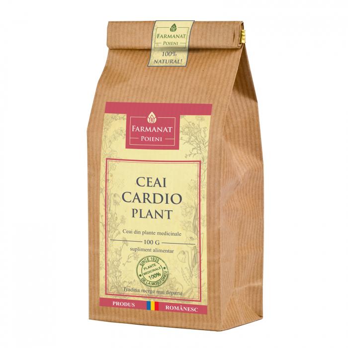 Ceai cardio-plant (pentru afectiuni ale inimii, boli cardiace) - 100g 0
