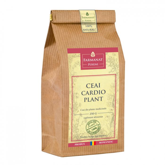 Ceai cardio-plant (pentru afectiuni ale inimii, boli cardiace) - 250g 0