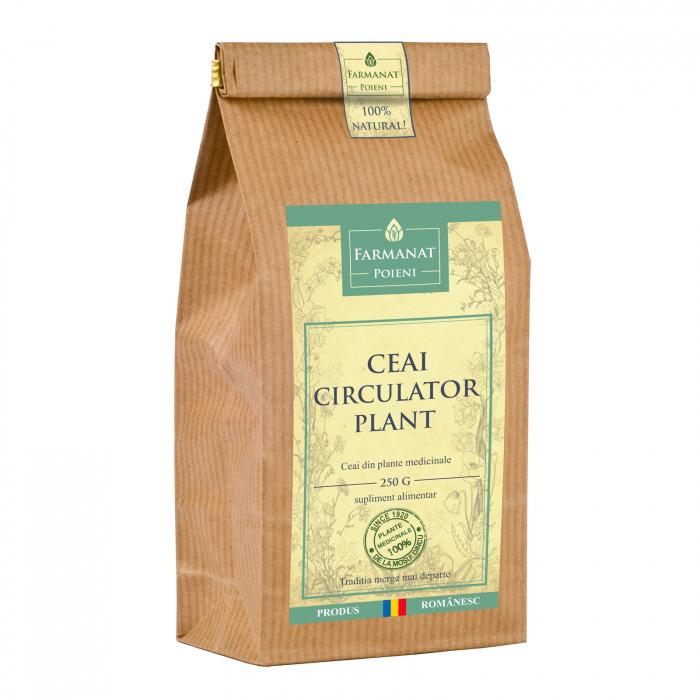 Ceai circulator-plant (pentru afectiuni circulatorii, arterita, varice) - 250g 0