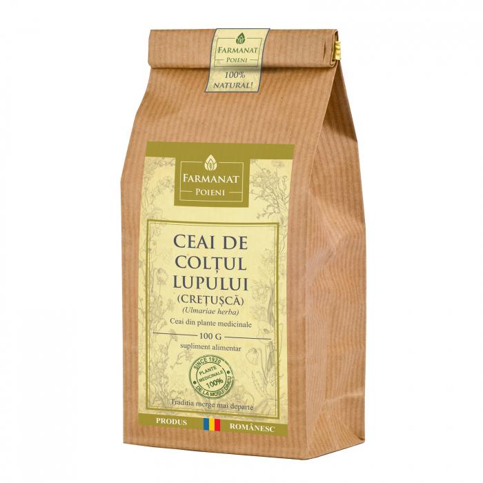 Ceai de Coltul Lupului (Cretusca) 100g 0