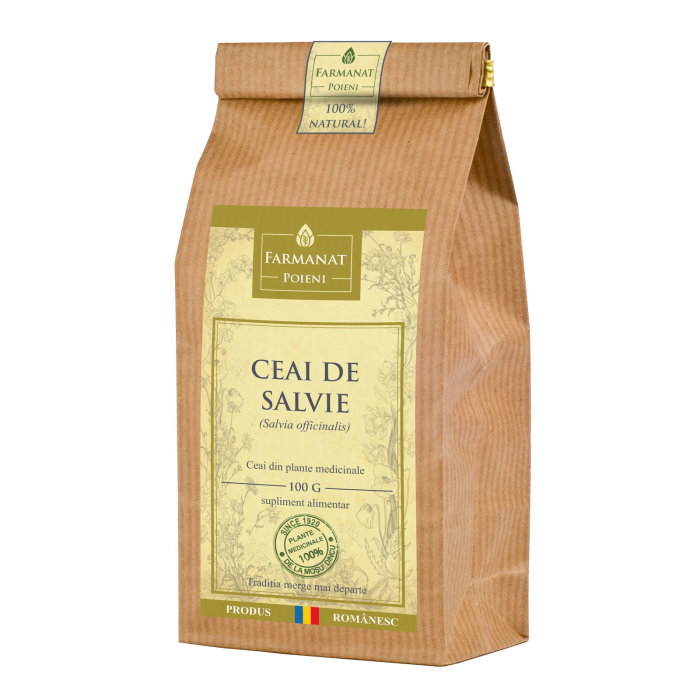 Ceai de Salvie 100g [0]