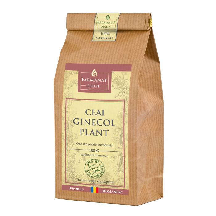 Ceai ginecol-plant (pentru afectiuni ginecologice) - 100g 0