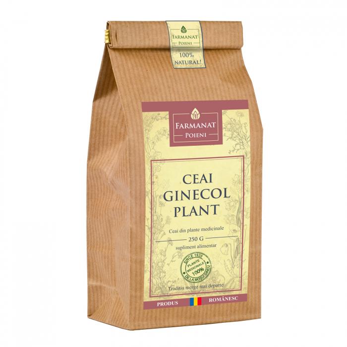 Ceai ginecol-plant (pentru afectiuni ginecologice) - 250g [0]