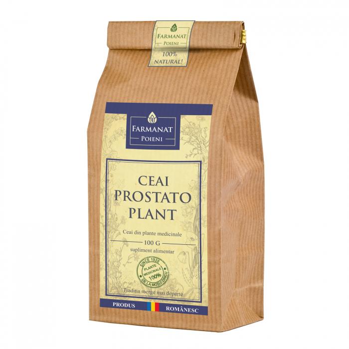 Ceai prostato-plant (pentru afectiuni ale prostatei) - 100g [0]