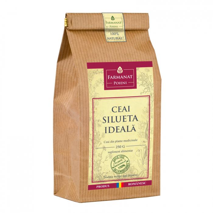 Ceai silueta ideala (impotriva obezitatii) - 250g 0
